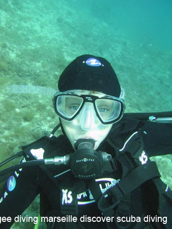You are browsing images from the article: Discover scuba diving pictures in Marseille Provence Diving
